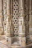 Kloster av Batalha Arkivbild