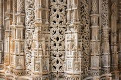 Kloster av Batalha Royaltyfri Bild