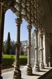Kloster av Batalha portugal Royaltyfri Bild