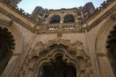 Kloster av Batalha portugal Royaltyfria Foton