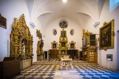 Kloster av bokslutet arkivfoton