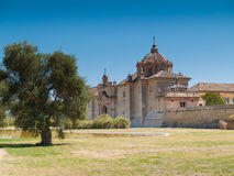 Kloster av Cartuja, Seville Arkivfoto
