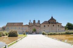Kloster av Cartuja, Seville Arkivbilder