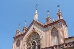 Kloster av Cimiez trevliga france royaltyfria bilder