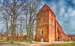 Kloster av den Rehna Tyskland Royaltyfria Bilder