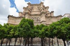 Kloster av den San Jerà ³nimoen de Granada arkivbild