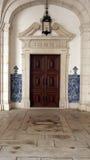 Kloster av helgonet Vincent, Lissabon, Portugal Arkivfoto