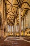 Kloster av Jacobinsen i Toulouse, Frankrike Fotografering för Bildbyråer