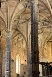 Kloster av jeronimos Royaltyfria Bilder