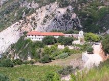 Kloster av Kipoureon Royaltyfri Fotografi