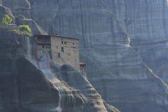 Kloster av Meteora Royaltyfria Foton