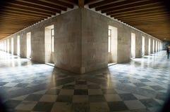 Kloster av Samos Royaltyfri Bild