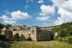 Kloster av Samos Royaltyfri Fotografi