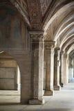 Kloster av Santa Maria Novella Arkivfoton