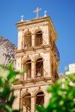 Kloster av St Catherine, Egypten Royaltyfri Bild