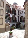 Kloster av St David Royaltyfri Foto