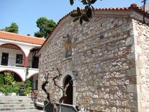 Kloster av St David Arkivbilder