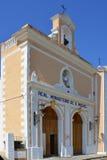 Kloster av St Michael, Lliria, Spanien Arkivfoto