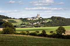 Kloster Banz Royalty Free Stock Photography