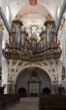 Kloster - Bardo Slaskie Stockfoto