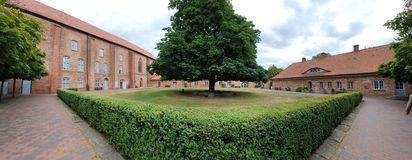 Kloster Cismar stock photos