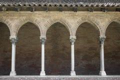 Kloster in Couvent DES Jacobins Lizenzfreies Stockfoto