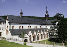 kloster d'eberbach Image stock