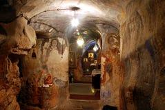 kloster dajbabe01 Arkivbild