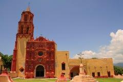 kloster de landa matamoros royaltyfria foton
