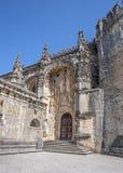 Kloster der Bestellung von Christus - der Haupteingang Lizenzfreies Stockbild