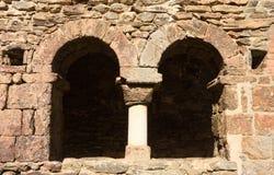 Kloster des alten Romanesqueklosters spätes Sant des 8. Jahrhunderts Lizenzfreie Stockfotos