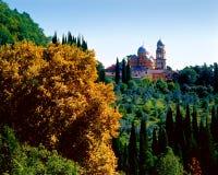 Kloster des Mannes Stockbild
