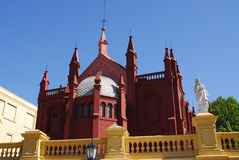 Kloster des Recoletos Lizenzfreie Stockbilder