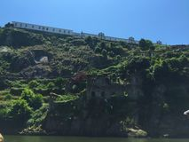 Kloster des Serra tun Pilar stockfotografie
