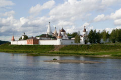 Kloster des Uspensky Mannes Lizenzfreie Stockfotografie