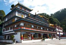 Kloster Druk Sa--NgagChoeling Stockfoto