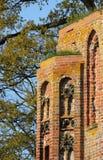 Kloster Eldena Imágenes de archivo libres de regalías