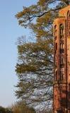 Kloster Eldena Foto de archivo