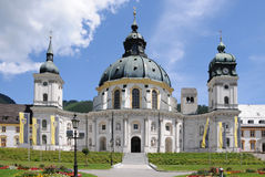 Kloster Ettal Royalty Free Stock Photo