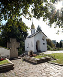 kloster för 11 danilov royaltyfri foto