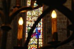 Kloster för Jerà ³nimos i Lissabon arkivfoton