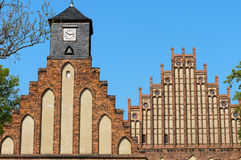 kloster fasadowy zinna s Zdjęcia Royalty Free