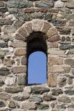 Kloster-Fenster Stockbild