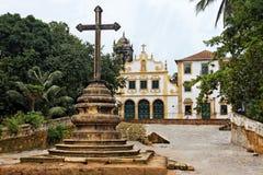 kloster francisco san Fotografering för Bildbyråer