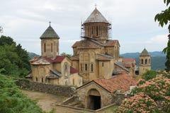 Kloster Gelati, Kutaissi, Georgia, Europa Arkivfoton