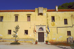 Kloster Gouvernetou Lizenzfreies Stockbild
