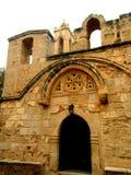 Kloster i Agia Napa Arkivfoton