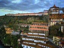 Kloster i Porto Royaltyfri Fotografi