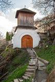 Kloster i Rumänien - den Namaiesti kloster royaltyfri bild