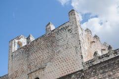 Kloster i Valladolid Arkivfoton